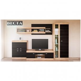 Svetainės baldai Vesta 1 (komplektas)